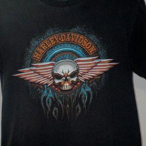 Mens Harley Tshirt